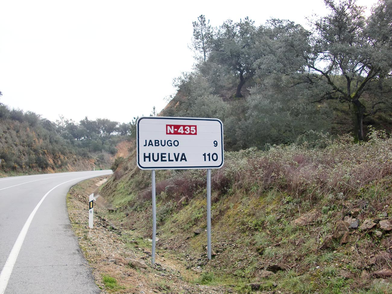 Province de Huelva, le Village de Jabugo