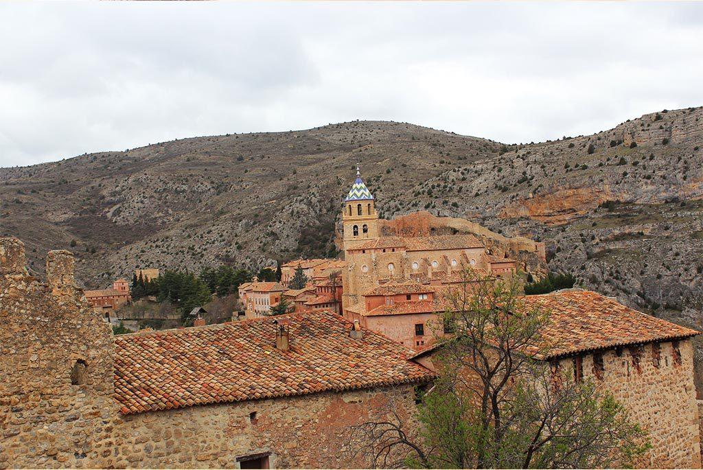 Le jambon serrano de Teruel Calamocha