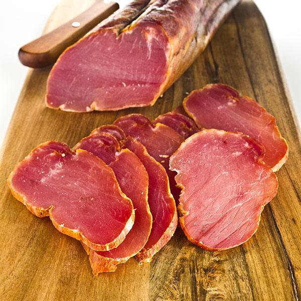 Lomo espagnol, le meilleur filet mignon de porc séché ?