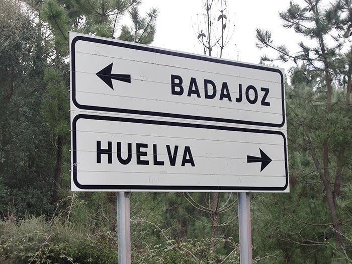 Direction Badajoz