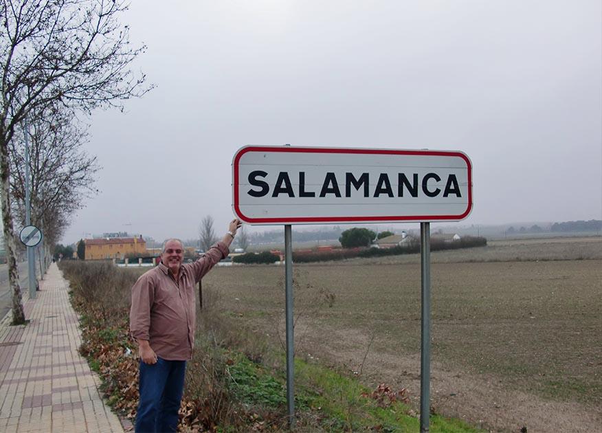 L'ibérique bellota de Salamanque