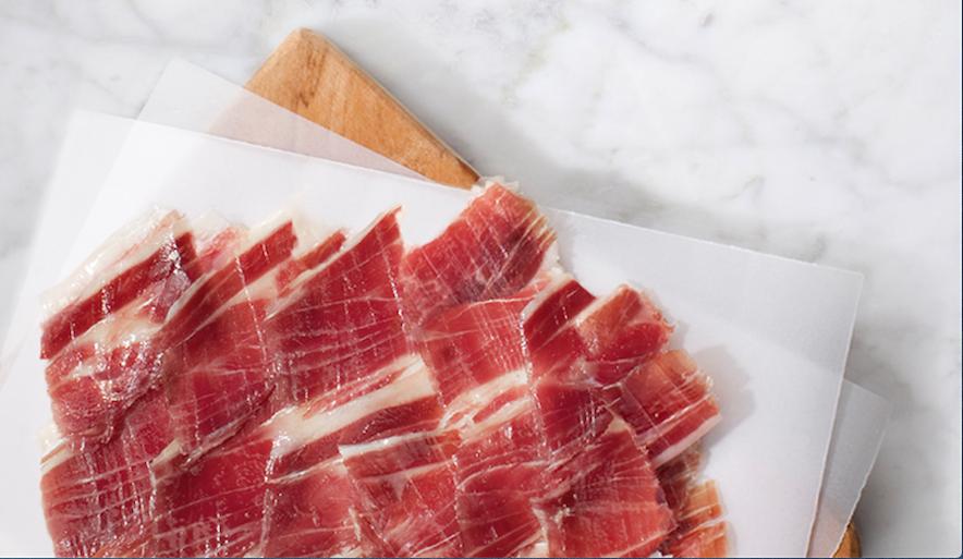 Le jambon 100% ibérique Bellota réduit les risques d'attaque cardiaque de 15%